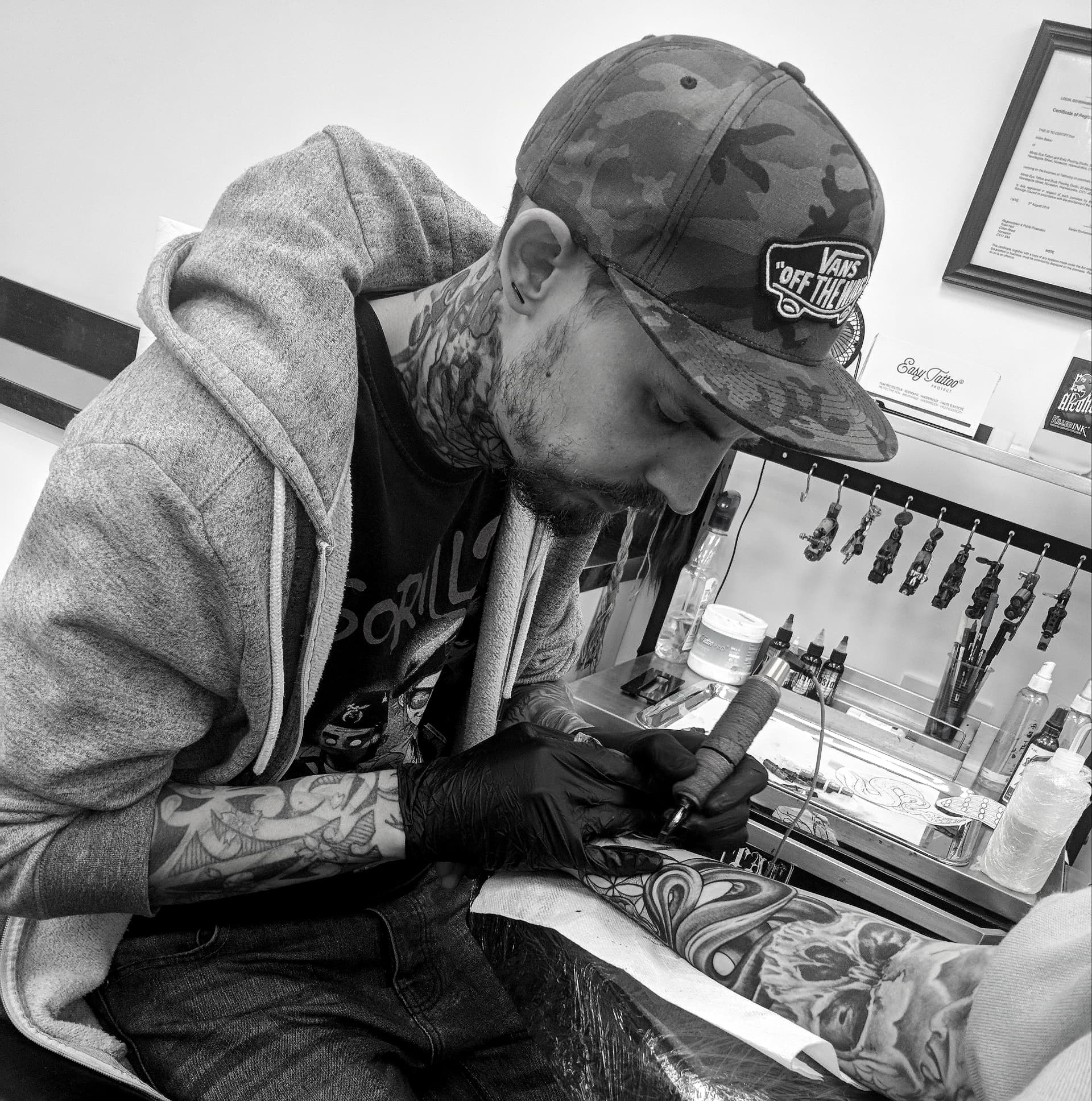 d7d9e64d4 Mindseye Tattoo Nuneaton - Custom Tattoo and Body Piercing Specialists